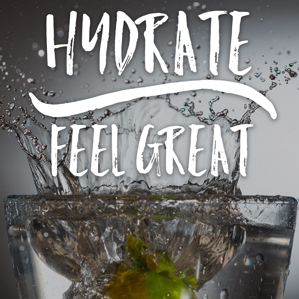 Rehydrate Your Body and Boost Your Brainpower