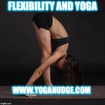 flexibility and yoga